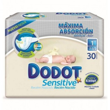 dodot sensitive recien nacido